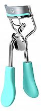 Parfumuri și produse cosmetice Clește pentru curbarea genelor, albastru - Ilu Eyelash Curler Ocean Blue