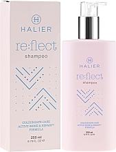 Parfumuri și produse cosmetice Șampon pentru protejarea culorii părului vopsit - Halier Re:flect Shampoo