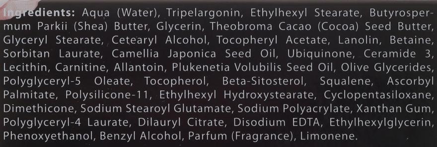 Cremă-lifting cu efect antirid 70+ - Bielenda Camellia Oil Luxurious Cream 70+ — Imagine N4