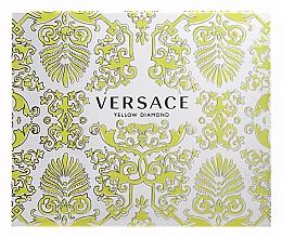 Parfumuri și produse cosmetice Versace Yellow Diamond - Set (edt/50ml + b/l50ml + sh/g50ml)