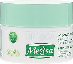 Parfumuri și produse cosmetice Cremă de hidratare intensivă pentru față - Uroda Melisa Face Cream