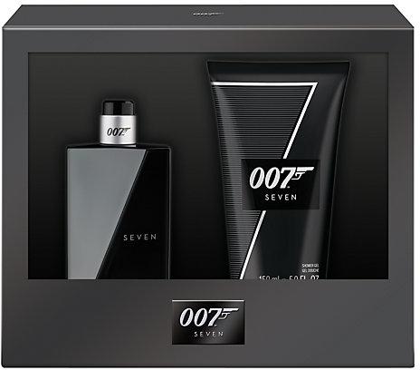 James Bond 007 Seven - Set (edt/50ml + sh\g 150ml) — Imagine N1