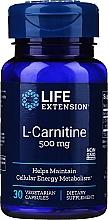 "Parfumuri și produse cosmetice Supliment alimentar ""Carnitina"" - Life Extension L-Carnitine"