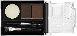 Parfumuri și produse cosmetice Fard pentru sprâncene - NYX Professional Makeup Eyebrow Cake Powder