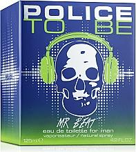 Parfumuri și produse cosmetice Police To Be Mr Beat - Apă de toaletă