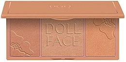Parfumuri și produse cosmetice Iluminator - Doll Face Glow Baby Glow Highlighting Palette