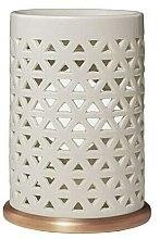 Parfumuri și produse cosmetice Lampă aromaterapie - Yankee Candle Belmont Punched Ceramic Wax Melt Burner