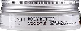 """Parfumuri și produse cosmetice Unt de corp """"Cocos"""" - Kanu Nature Coconut Body Butter"""