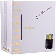 Parfumuri și produse cosmetice Al Haramain Urbanist Femme - Apă de parfum