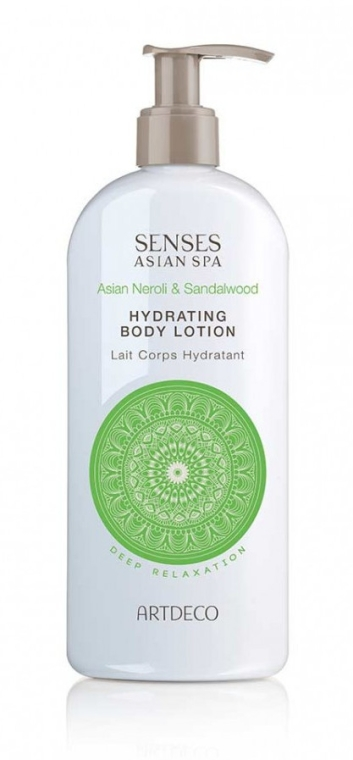 Loțiune hidratantă pentru corp - Artdeco Senses Asian Spa Asian Neroli & Sandalwood Hydrating Body Lotion — Imagine N1
