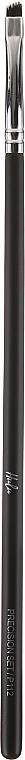 Pensulă pentru sprâncene și eyeliner, P112 - Hulu Precision Set — Imagine N1