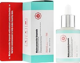 Parfumuri și produse cosmetice Ser revitalizant cu madecasozid pentru față - A'pieu Madecassoside Ampoule