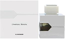 Parfumuri și produse cosmetice Al Haramain L'Aventure Blanche - Apă de parfum