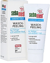 Parfumuri și produse cosmetice Peeling facial - Sebamed Wash Peeling