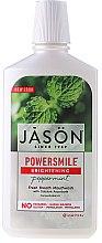 Parfumuri și produse cosmetice Agent de clătire pentru cavitatea bucală, răcoritor cu scorțișoară - Jason Natural Cosmetics Power Smile