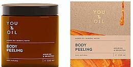 Parfumuri și produse cosmetice Peeling pentru corp - You & Oil Amber. Body Peeling