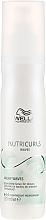 Parfumuri și produse cosmetice Spray pentru păr - Wella Professionals Nutricurls Milky Waves Leave In Spray