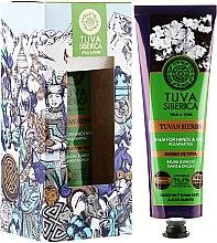 Parfumuri și produse cosmetice Balsam regenerant pentru mâini - Natura Siberica Tuva Siberica Tuvan Herbs Rejuvenating Balm For Hands And Nails