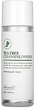 Parfumuri și produse cosmetice Apă de curățare cu extract de arbore de ceai - Benton Tea Tree Cleansing Water (mini)