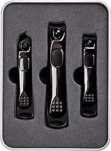 Set manichiură pentru bărbați - NeoNail Professional Gentleman Manicure Set — Imagine N2