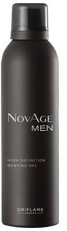 Gel de ras - Oriflame NovAge Men High Definition Shaving — Imagine N1