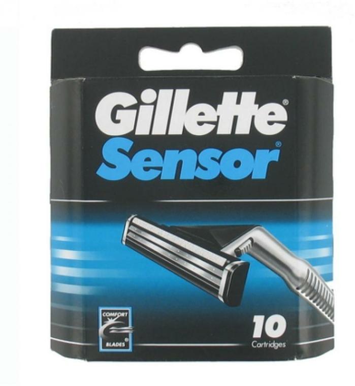 Casete de rezervă pentru aparat de ras - Gillette Sensor
