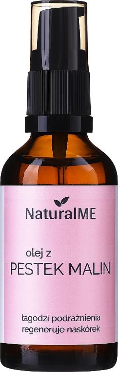 Ulei din semințe de zmeură - NaturalME