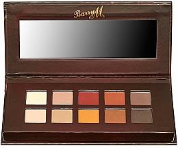 Parfumuri și produse cosmetice Paletă fad de ochi - Barry M Eyeshadow Palette Fall in Love