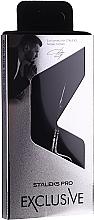 Foarfece profesionale pentru cuticule, SX-32/1 - Staleks Pro Exclusive Zebra — Imagine N2