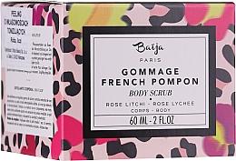 Parfumuri și produse cosmetice Scrub pentru corp - Baija French Pompon Body Scrub