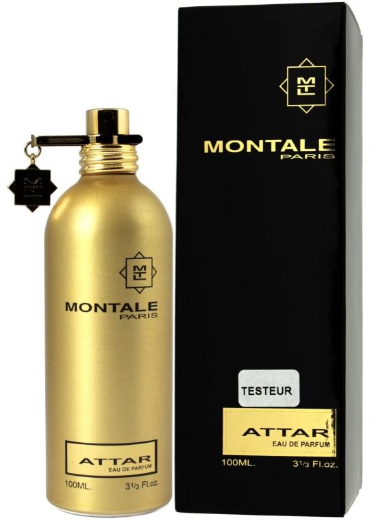 Montale Attar - Apă de parfum (tester) — Imagine N5