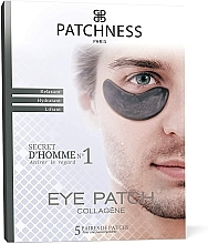 Parfumuri și produse cosmetice Patch-uri negre sub ochi - Patchness Eye Patch Black