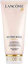 Parfumuri și produse cosmetice Loțiune de corp - Lancome Nutrix Royal Body Dry Skin (tester)