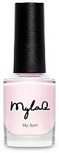 Parfumuri și produse cosmetice Soluție pentru îngrijirea cuticulelor - MylaQ Gum