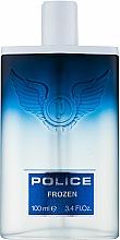 Parfumuri și produse cosmetice Police Frozen - Apă de toaletă