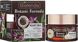 Parfumuri și produse cosmetice Mască hidratantă pentru față - Bielenda Botanic Formula Hemp Oil + Saffron Moisturizing Mask