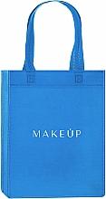 """Parfumuri și produse cosmetice Geantă shopper, albastră """"Springfield"""" - MakeUp Eco Friendly Tote Bag"""
