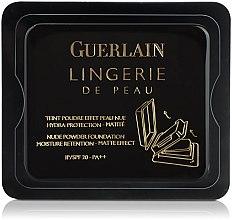 Pudră pentru față (rezervă) - Guerlain Lingerie De Peau Compact Powder — Imagine N2