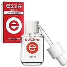 Parfumuri și produse cosmetice Uscător pentru lac de unghii - Essie Quick-E Dryng Drops