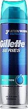 Gel de ras - Gillette Series Protection Shave Gel for Men — Imagine N1