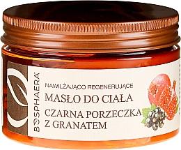 Parfumuri și produse cosmetice Cremă din coacăză neagră și rodie - Bosphaera
