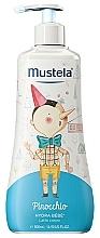 """Parfumuri și produse cosmetice Lapte de corp """"Pinocchio"""" - Mustela Hydra Baby Body Milk"""