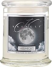 Parfumuri și produse cosmetice Lumânare aromată (borcan) - Kringle Candle Midnight