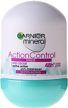 Parfumuri și produse cosmetice Deodorant roll-on - Garnier Mineral Action Control 48h Deodorant