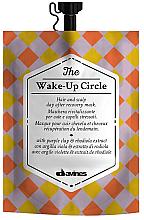 Parfumuri și produse cosmetice Mască revigorantă pentru păr - Davines Wake-Up Circle Hair Mask