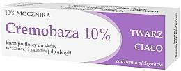 Parfumuri și produse cosmetice Cremă hidratantă cu uree - Farmapol Cremobaza 10%