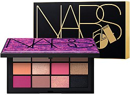 Parfumuri și produse cosmetice Paletă farduri de ochi - Nars Studio 54 Hyped Eyeshadow Palette