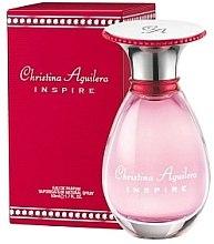 Parfumuri și produse cosmetice Christina Aguilera Inspire - Apă de parfum (mini)