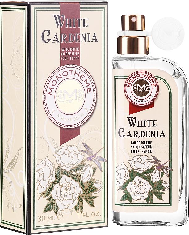 Monotheme Fine Fragrances Venezia White Gardenia - Apă de toaletă