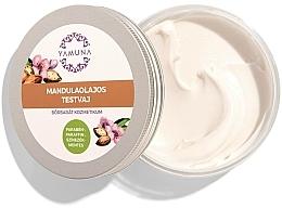 Parfumuri și produse cosmetice Unt de migdale pentru corp - Yamuna Almond Oil Body Butter